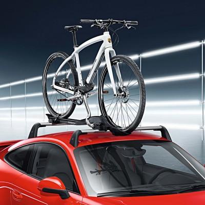 Porte-vélos pour le toit