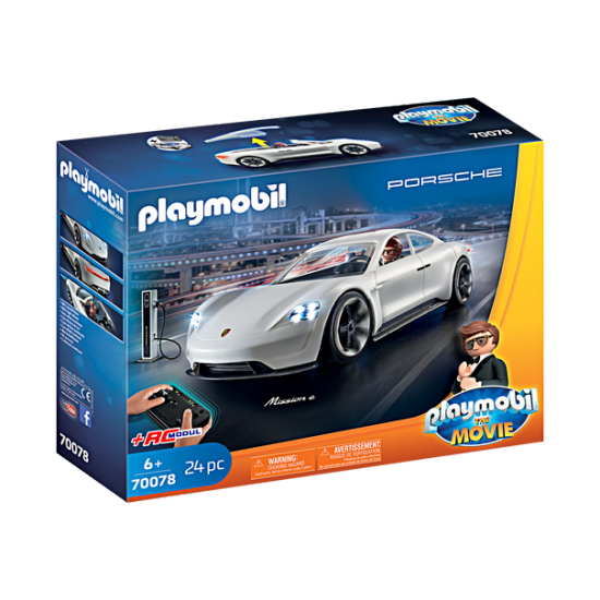 Playmobil Porsche Mission E