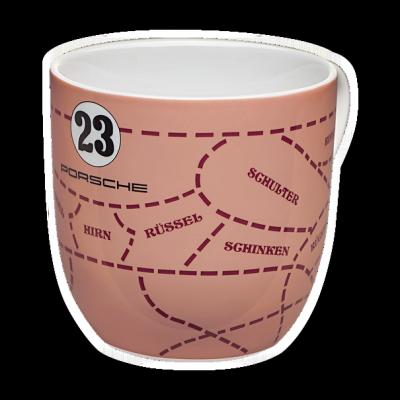 Tasse, édition limitée, collection Pink Pig