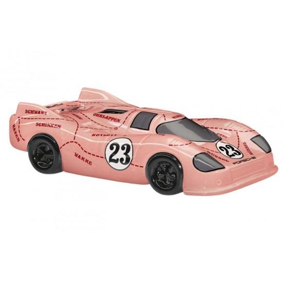 "Tirelire Porsche 917 ""Cochon rose"""