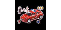 Playmobil Macan S Pompier