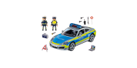 Playmobil 911 Carrera 4S Voiture de police