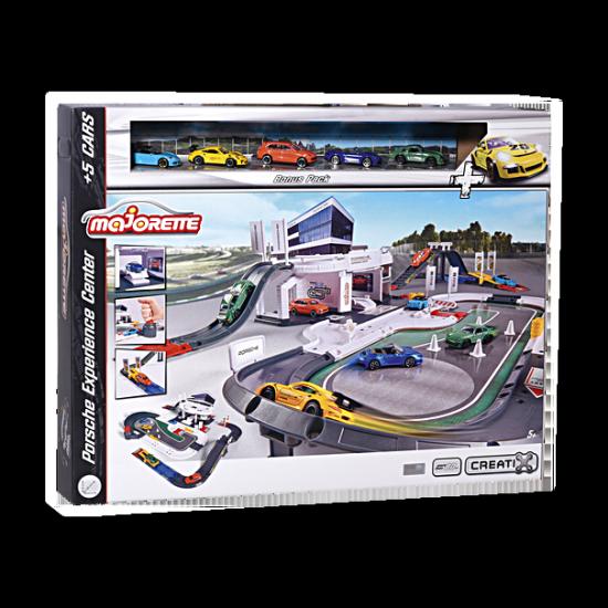 Coffret de jeu Porsche Experience Center