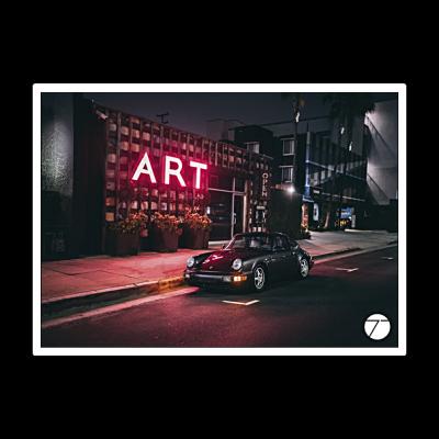 Ensemble d'affiches d'art 964 par Type7