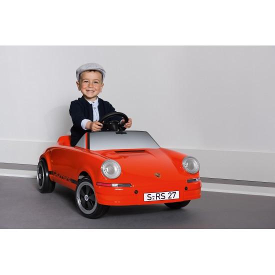 Voiture pédale pour enfants 911 Carrera RS 2.7