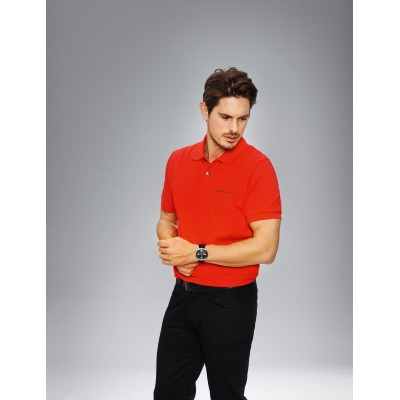 Men's polo shirt - Red