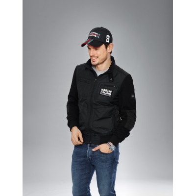 Men's nylon mix jacket – MARTINI RACING
