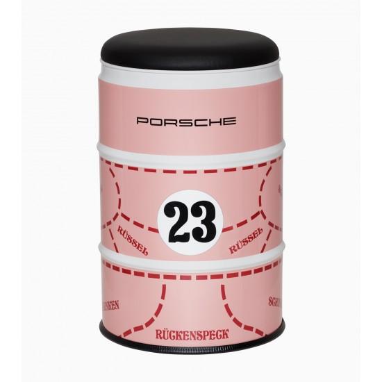 Siège–baril – 917 Cochon rose