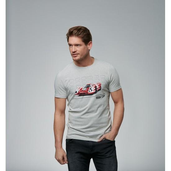 Porsche T-shirt édition no. 5 - 917 Salzbourg - édition limitée