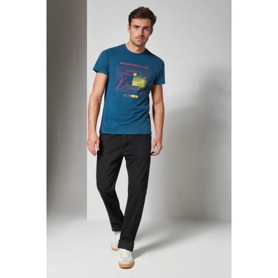 T-shirt pour hommes, #Porsche Collection
