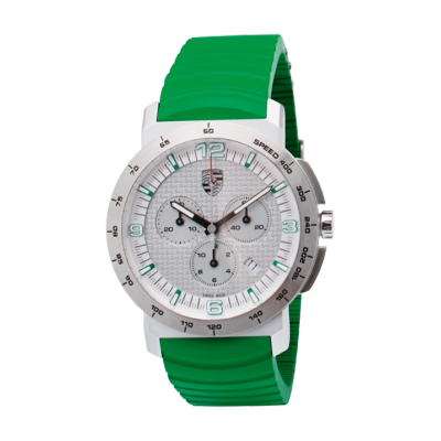 Chronographe Sport Classic – Édition Green
