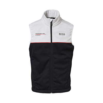 Veste sans manche unisexe, collection Motorsport